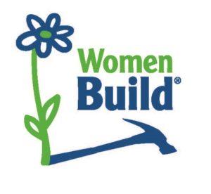 Women Build logo